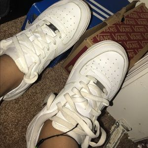 Icey White Air Force 1 (G-Fazo)